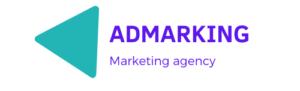 Admarking Marketing agency Logo